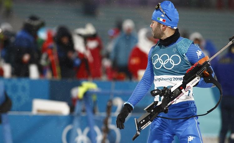 Olimpiadi PyeongChang 2018 Giuseppe Montello