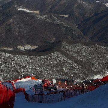 Olimpiadi PyeongChang 2018 Yongpyong, sci alpino