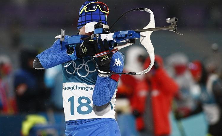 Olimpiadi PyeongChang 2018 Lukas Hofer