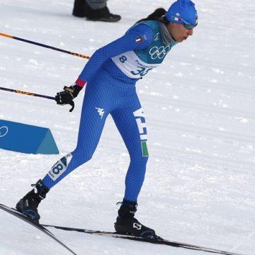 Olimpiadi PyeongChang 2018 Sara Pellegrini