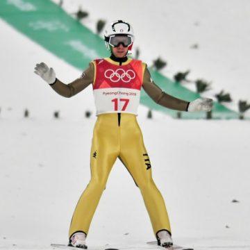 Olimpiadi PyeongChang Sebastian Colloredo