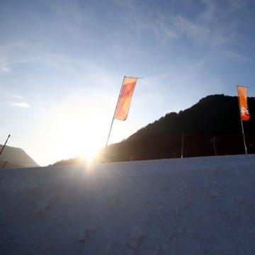 Olimpiadi PyeongChang 2018 Yeongseon, sci alpino