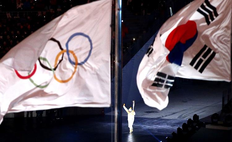 Olimpiadi PyeongChang cerimonia