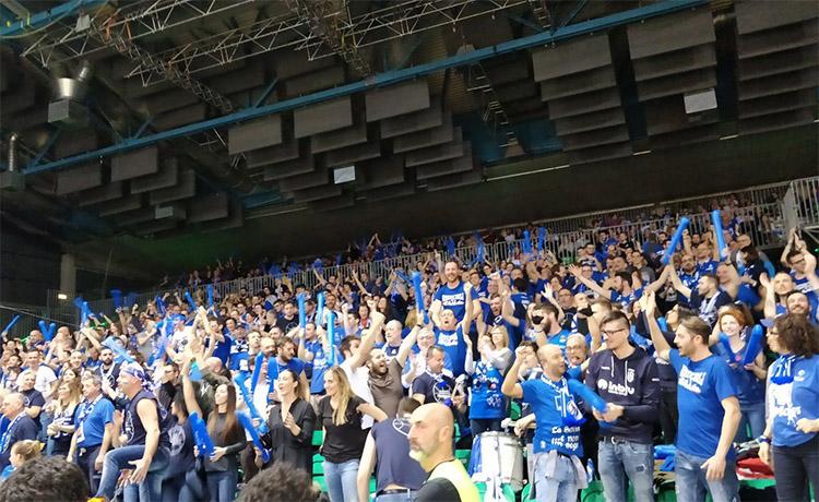 Tifosi Germani Basket Brescia