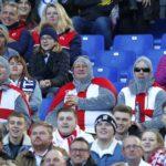 Inghilterra tifosi rugby