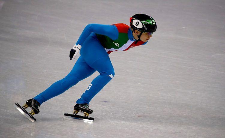 Italia d'argento nella staffetta femminile dello short track!