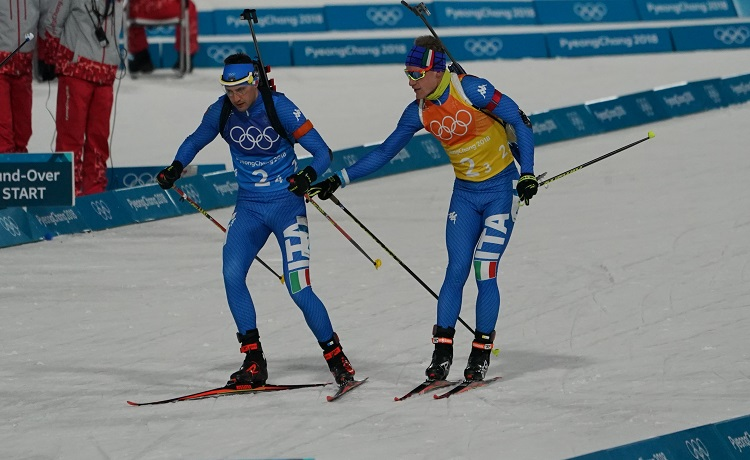 Dominik Windisch e Lukas Hofer - Photo: Pentaphoto / Giovanni Auletta