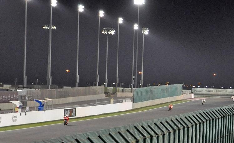 MotoGp test Qatar, Rossi:
