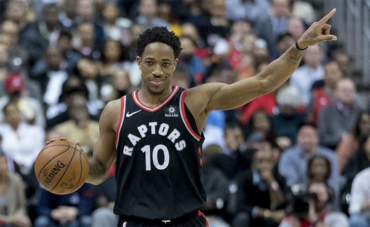 Basket, NBA 2017-18: Toronto sconfigge Boston. Spurs ko ...