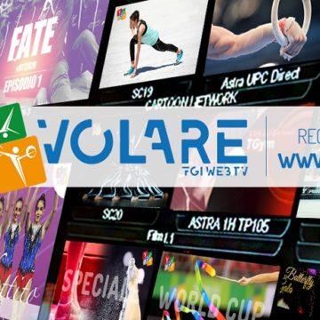 Ginnastica - Volare.TV