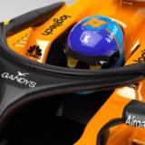 Halo McLaren MCL33 GP Australia 2018 - Foto Twitter