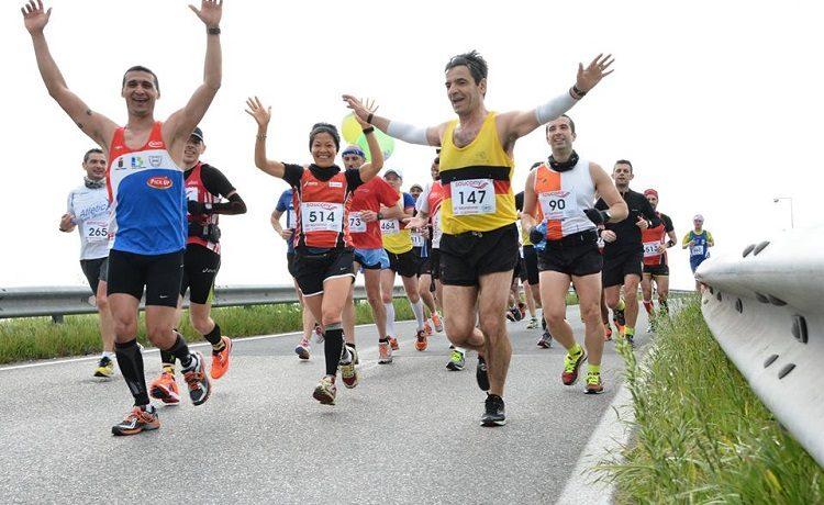Maratona di Roma, la partecipazione degli atleti Unitalsi
