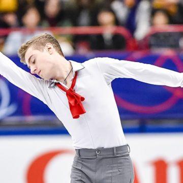 Matteo Rizzo - Mondiali Pattinaggio Milano 2018