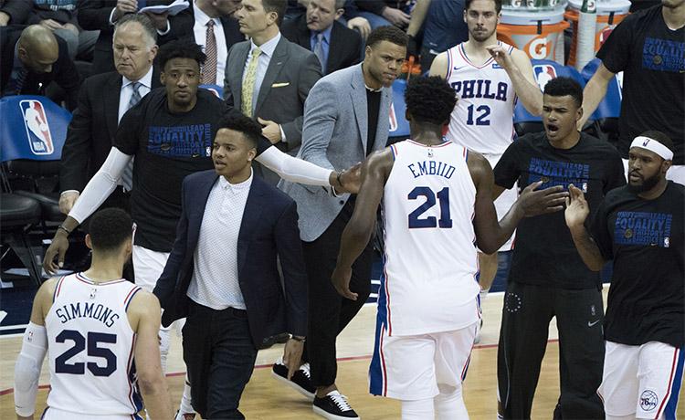 Philadelphia 76ers 2017-2018