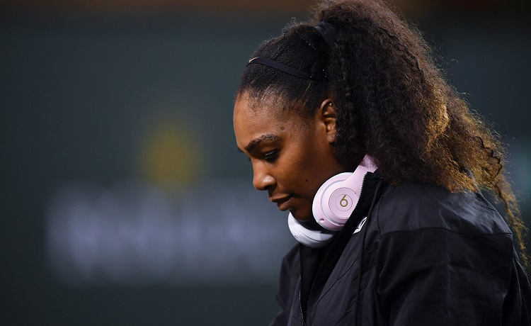 Serena Williams Indian Wells 2018