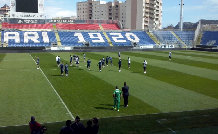 Sardegna Arena, Cagliari