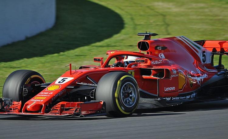 In Canada vince la Ferrari di Vettel