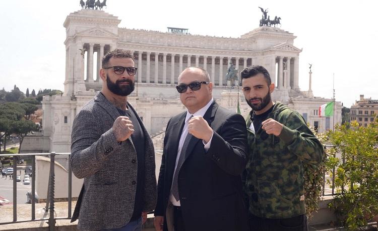 Pugilato a Roma: Bellator il 14 luglio con Sakara e Petrosyan