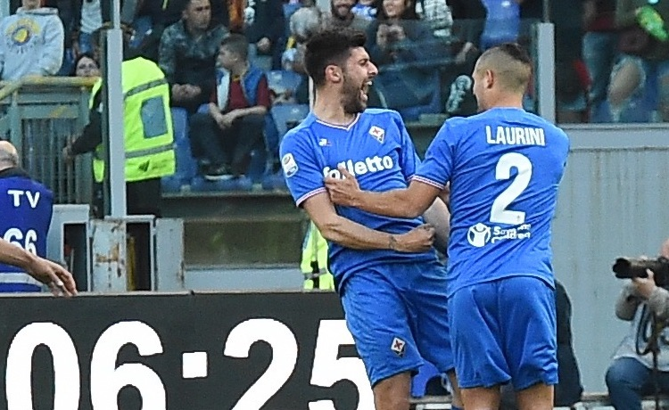 Marco Benassi e Vincent Laurini