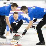 Italia curling Mondiali 2018