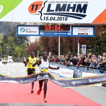 Lago Maggiore Half Marathon 2018