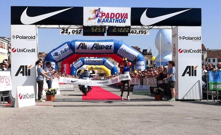 Maratona Padova 2018