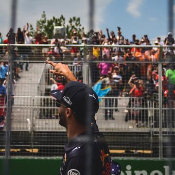 Daniel Ricciardo - Foto Steve_Melnyk - CC-BY-2.0