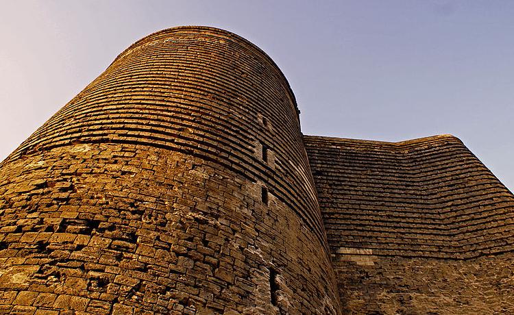 Maiden Tower Baku (Azerbaijan) - Foto Fariz Abasov - CC-BY-SA-3.0