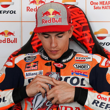 Marc Marquez - Foto Box Repsol - CC-BY-2.0
