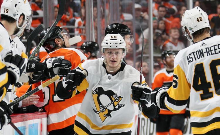 Pittsburgh Penguins - Foto Twitter @PR_NHL