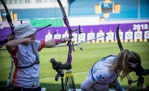 Vanessa Landi - Foto World Cup Archery