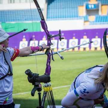 Vanessa Landi - Foto World Cup Archery