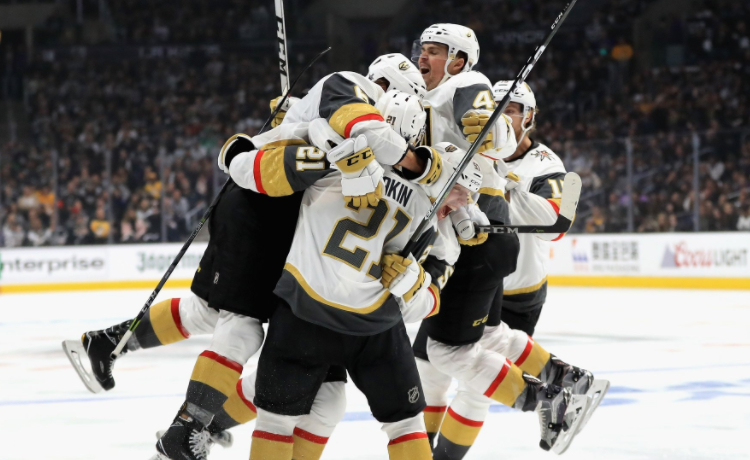 Vegas Golden Knights - Foto Twitter @PR_NHL