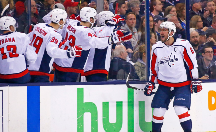 Washington Capitals - Foto Twitter @PR_NHL