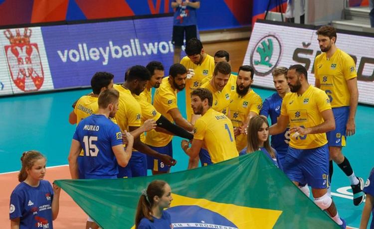 Brasile Volley Maschile