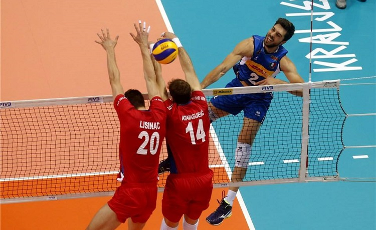 Calendario Final Six Volley.Volleyball Nations League Maschile 2018 Final Six Il