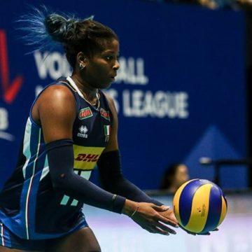 Miriam Sylla - Italia Volley