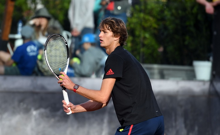 Alexander Zverev Internazionali BNL d'Italia 2018