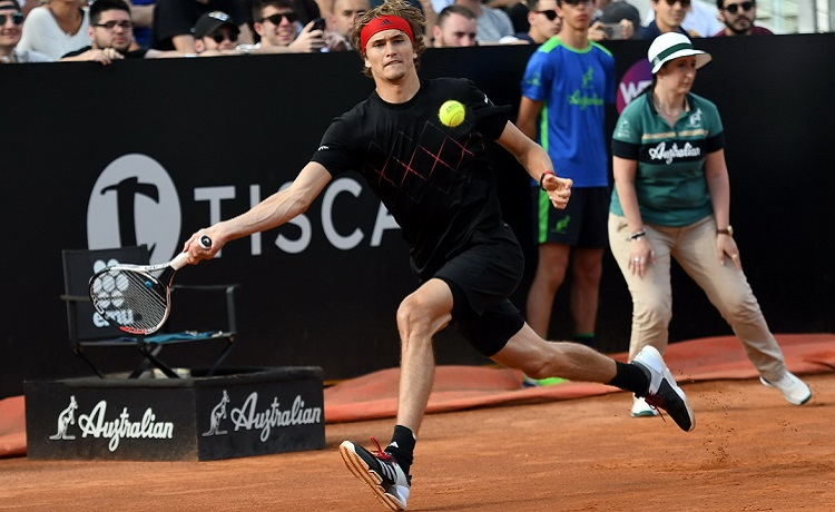 Alexander Zverev - Internazionali BNL d'Italia 2018