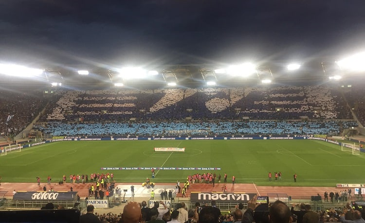 Afbeeldingsresultaat voor lazio inter olimpico