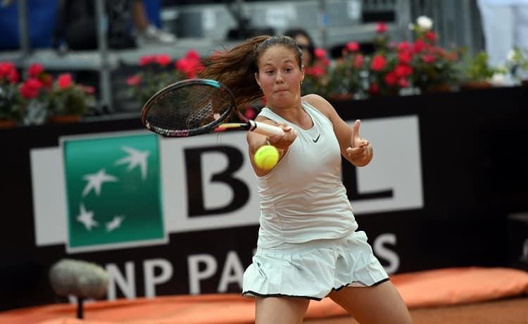 Daria Kasatkina Internazionali BNL d'Italia 2018