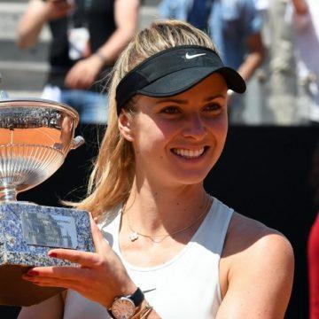 Elina Svitolina - Internazionali BNL d'Italia 2018