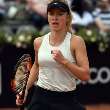 Elina Svitolina Internazionali BNL d'Italia 2018