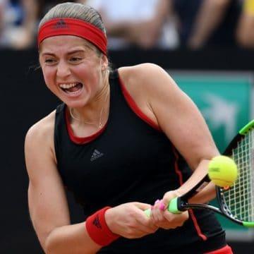 Jelena Ostapenko Internazionali BNL d'Italia 2018