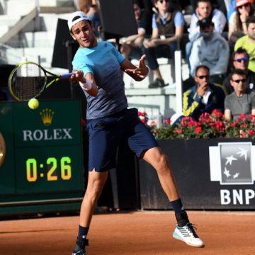 Matteo Berrettini Internazionali BNL d'Italia 2018