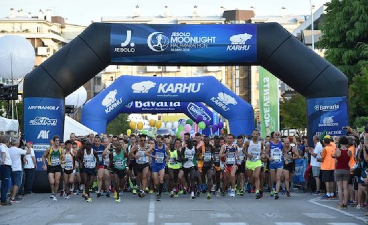 Running Mezza Maratona Jesolo