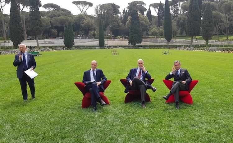 CSIO Roma Piazza di Siena