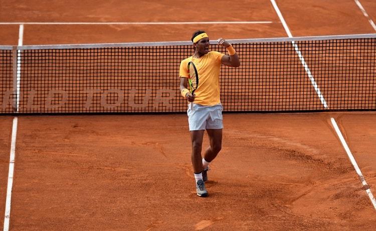 Rafael Nadal - Internazionali BNL d'Italia 2018