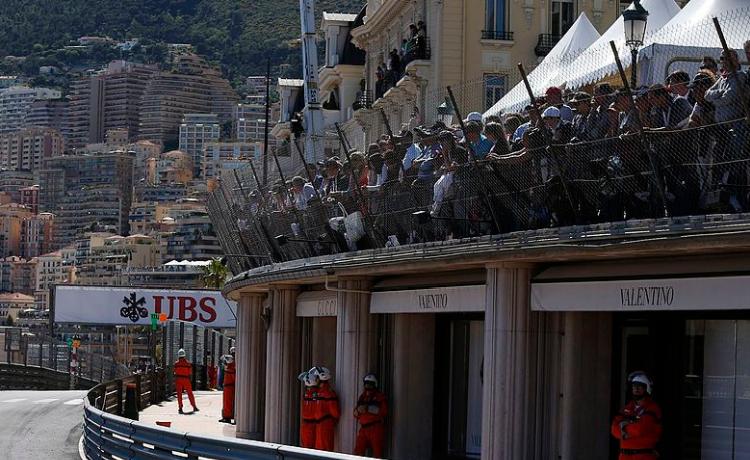 Monte Carlo (Gran Premio di Monaco) - Foto Charles Coates/LAT Photographic - CC-BY-SA-2.0
