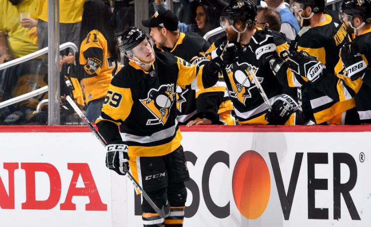 Pittsburgh Penguins - Foto Twitter @PR_NHL